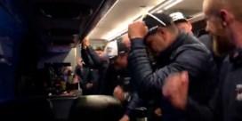 Jasper Stuyven zet ploegbus op stelten na winst in Milaan-Sanremo