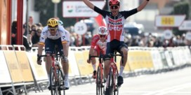 Ritzege en leiderstrui voor Andreas Kron in Ronde van Catalonië