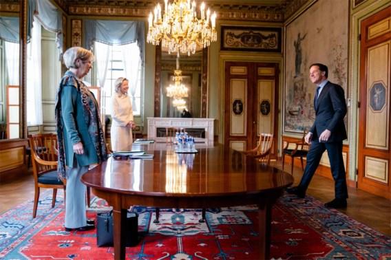 Rutte kijkt naar afsplitsing Forum voor Democratie voor regeringsvorming