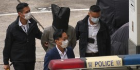 China brengt 8 van de 'Hongkong 12' terug naar Hongkong