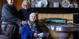 Bertha Noë (110) is oudste thuiswonende Belg: 'Oude boom niet meer verplanten'