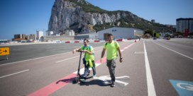 Gibraltar, het eerste stukje gevaccineerd vasteland