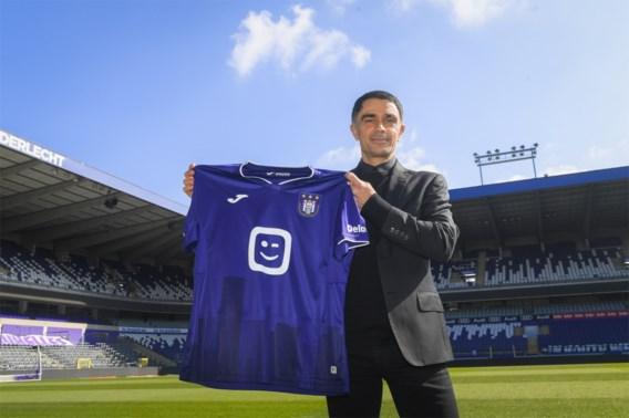 Johan Walem kijkt uit naar nieuw avontuur bij Anderlecht: 'Dit komt op het juiste moment'