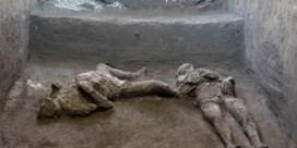 Inwoners Pompeji stierven binnen de vijftien minuten door verstikking
