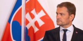 Spoetnik-rel nekt Slovaakse premier