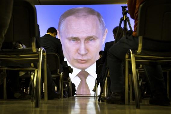 Poetin ingeënt met vaccin, maar er zijn geen beelden van