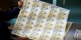 Pandemie doet Europeanen bankbiljetten hamsteren
