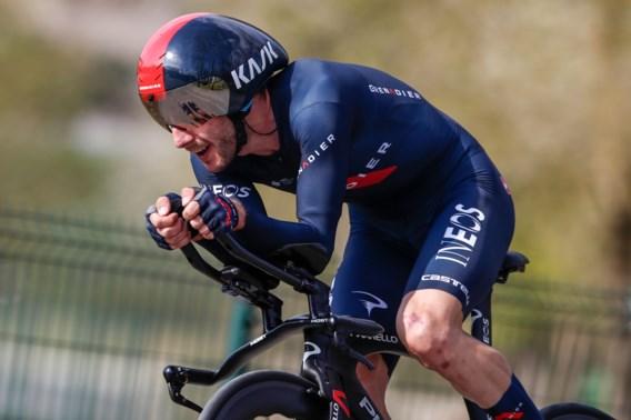 Dubbelslag voor Adam Yates: ritwinst in Ronde van Catalonië levert leiderstrui op