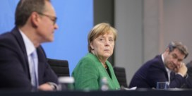 Duitsland gaat in 'ruststand'