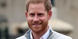 Prins Harry heeft een nieuwe job