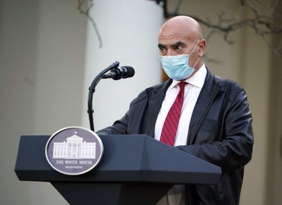 Moncef Slaoui, voortrekker vaccincampagne VS, is ontslagen wegens seksuele intimidatie