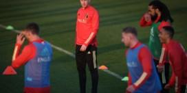 Bij afwezigheid van Hazard staat De Bruyne opnieuw klaar