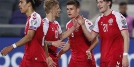 WK KWALIFICATIES. EK-tegenstander Denemarken begint met zege, valse start voor Spanje