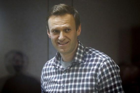 Gezondheidstoestand Navalny gaat achteruit, zeggen vertrouwelingen