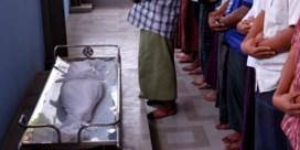 'Stille staking' voor doodgeschoten meisje van zeven