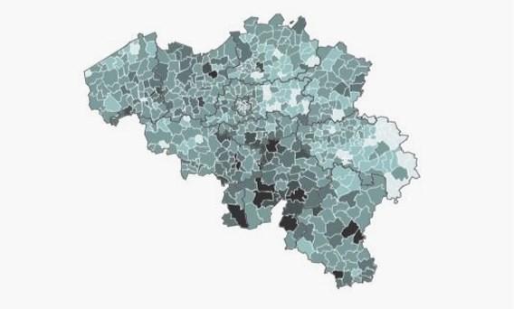 Kaart | In welke gemeenten stijgt het aantal besmettingen nu?