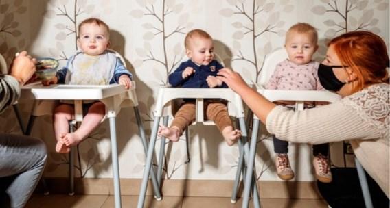 Kind en Gezin roept op: 'Breng kinderen zo weinig mogelijk naar crèche'