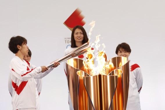 Olympische Spelen Tokio: Fakkeltocht olympische vlam van start in Fukushima