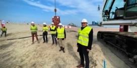 Spectaculaire en peperdure renovatie van Pier nu echt gestart