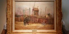 Schilderij Van Gogh geveild voor ruim 13 miljoen euro