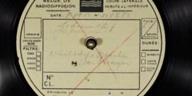 VRT ontdekt in archief onbekende opname over Paul van Ostaijen