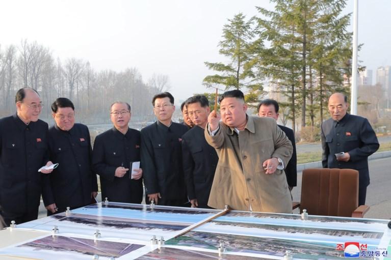 Noord-Korea: raketten waren nieuw 'tactisch geleid projectiel'