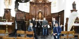 Sint-Pieterskerk schittert opnieuw na restauratie
