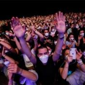 5.000 mensen wonen testconcert bij in Barcelona