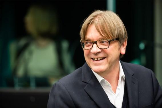 Verhofstadt covoorzitter conferentie toekomst EU