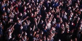5.000 rockfans samen op concert in Barcelona