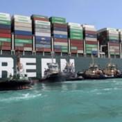Plan B en C liggen al klaar om Ever Given volledig los te trekken uit Suezkanaal