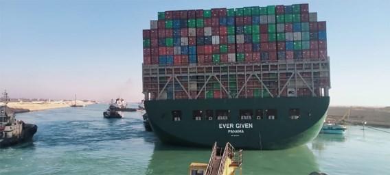Eén ding is zeker: we kunnen niet zonder het Suezkanaal
