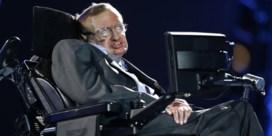 'Hawking kon in zijn geest door de ruimte reizen'
