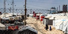 Koerden voeren anti-IS-operatie in kamp Al-Hol