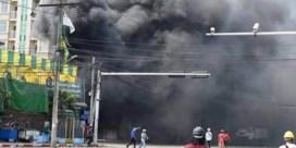 Hoe brandende Chinese textielfabrieken een keerpunt werden