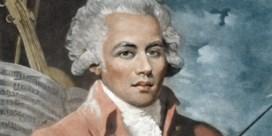 Eerherstel voor de'zwarte Mozart'