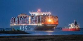 Vrezen voor een Suezcrisis aan de Schelde