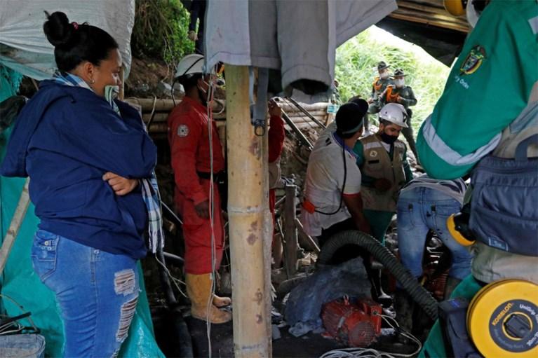 Race tegen de klok om geblokkeerde mijnwerkers te redden in Colombia