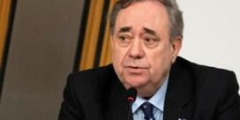 Schotse nationalisten vallen uiteen, Johnson lacht in zijn vuistje