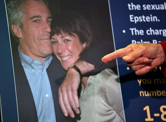 Nieuwe aanklacht tegen Epstein-helpster Ghislaine Maxwell