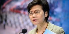 Peking maakt Hongkongs bestuur vleugellam
