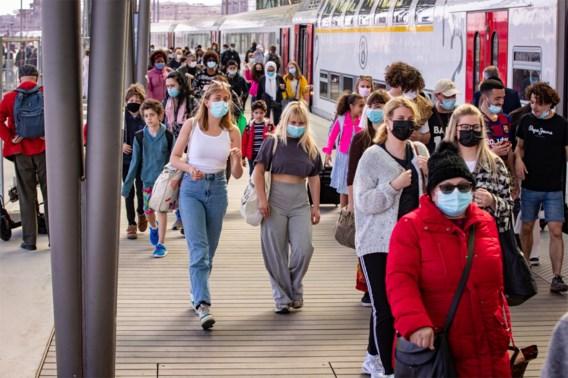 Hoe coronaproof is reizen met de trein?