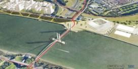 Ook toezichtscommissie ziet fietsbrug over Schelde in Antwerpen niet zitten
