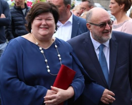 Echtgenoot Maggie De Block neemt ontslag uit gemeentelijke commissie na racistische uitspraak