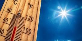 Warmste 31 maart sinds begin van de metingen