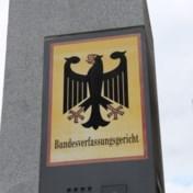 Daar zijn de principiële Duitsers weer