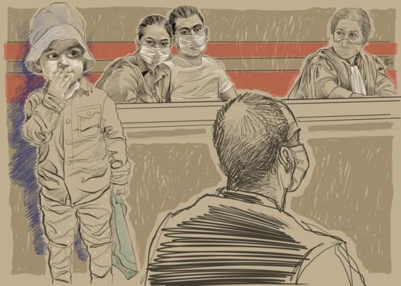 Proces Mawda: Gevangenisstraffen van 3 tot 5 jaar voor mensensmokkelaars