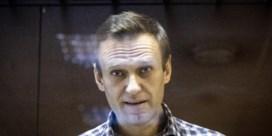 Navalny in hongerstaking om dokter te kunnen zien
