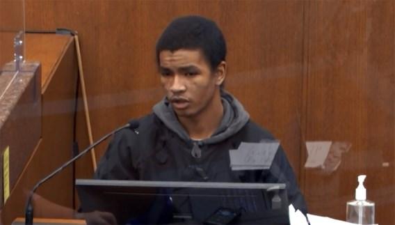 Proces George Floyd: tiener die vals biljet signaleerde, voelt zich schuldig: 'Ik denk niet dat George wist dat het nep was'