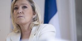 Marine Le Pen stapt op als partijleider met oog op presidentsverkiezingen 2022